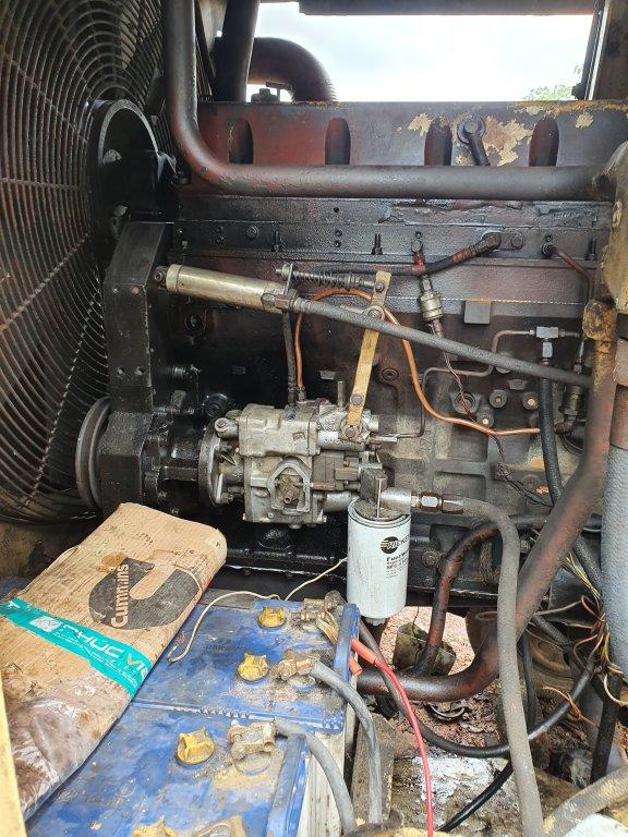 Bơm nhiên liệu động cơ Cummins loại PT system!