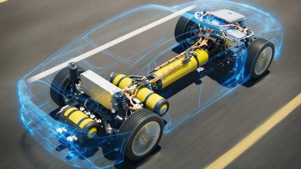 Thành công của Toyota Mirai chạy pin nhiên liệu hydro trong bài đánh giá mức độ an toàn