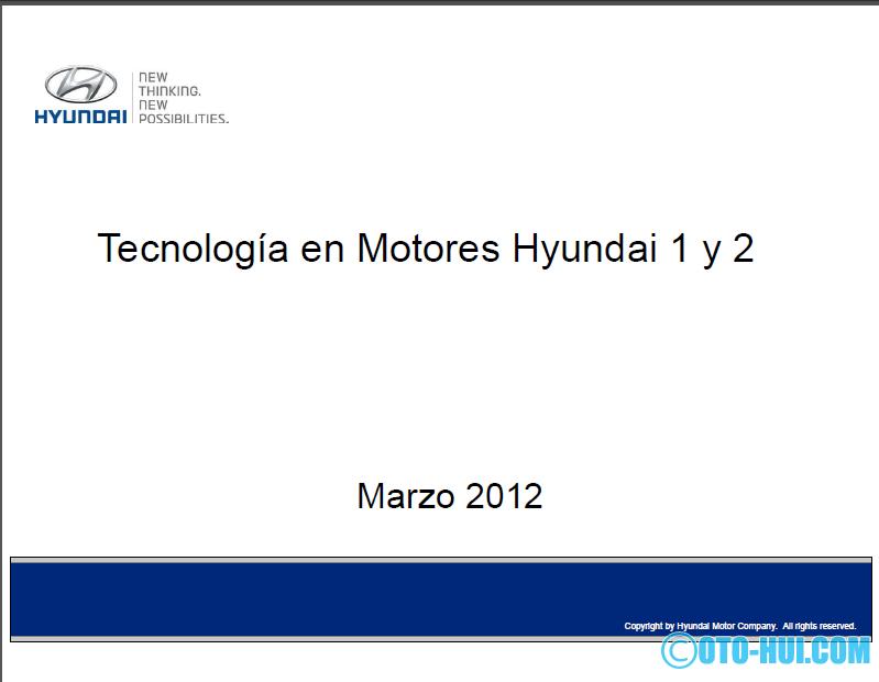 Công nghệ Hyundai Motors 1 và 2