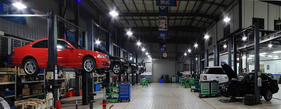 chi phí cần thiết cho một garage ô tô.jpg