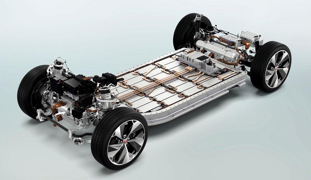 Động cơ của xe EV
