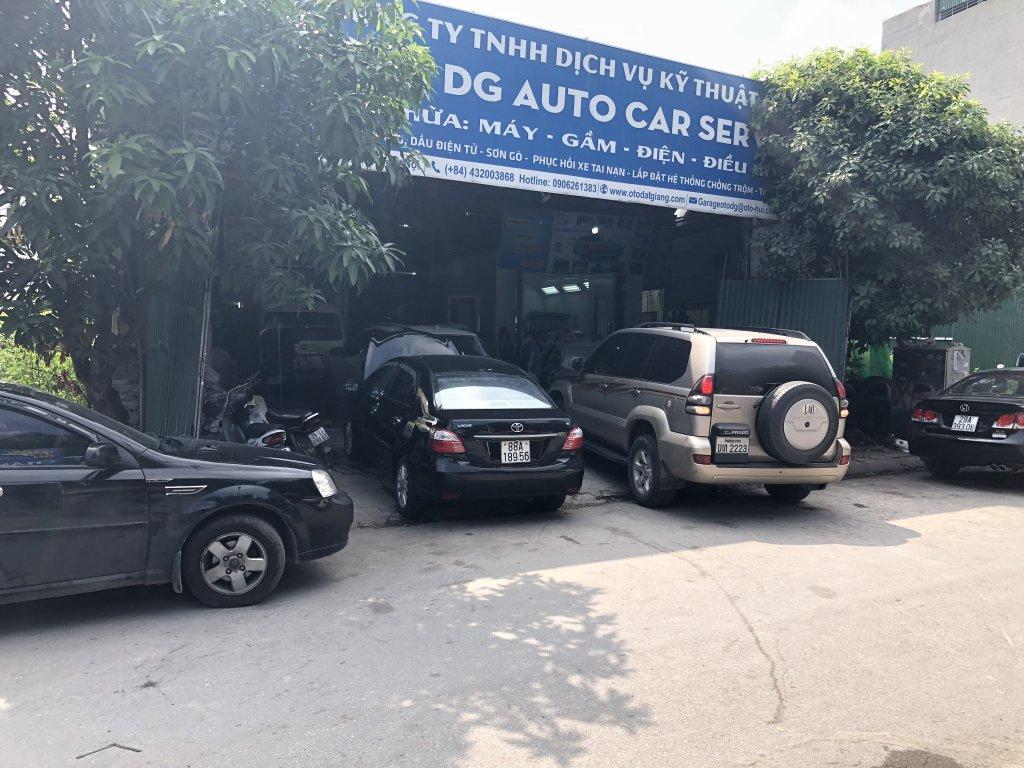 GARAGE Ô TÔ DG AUTO.jpeg