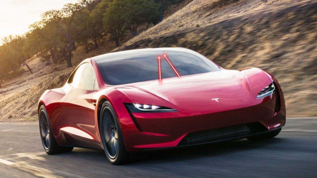 Tesla nhận bằng sáng chế về ý tưởng hệ thống gạt mưa bằng công nghệ Laser