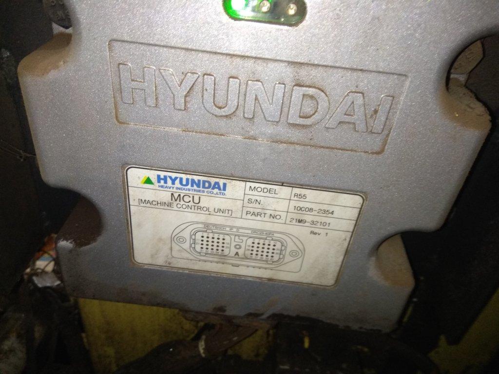 Xe Huyndai robex 55 em tìm thấy hộp rồi ạ