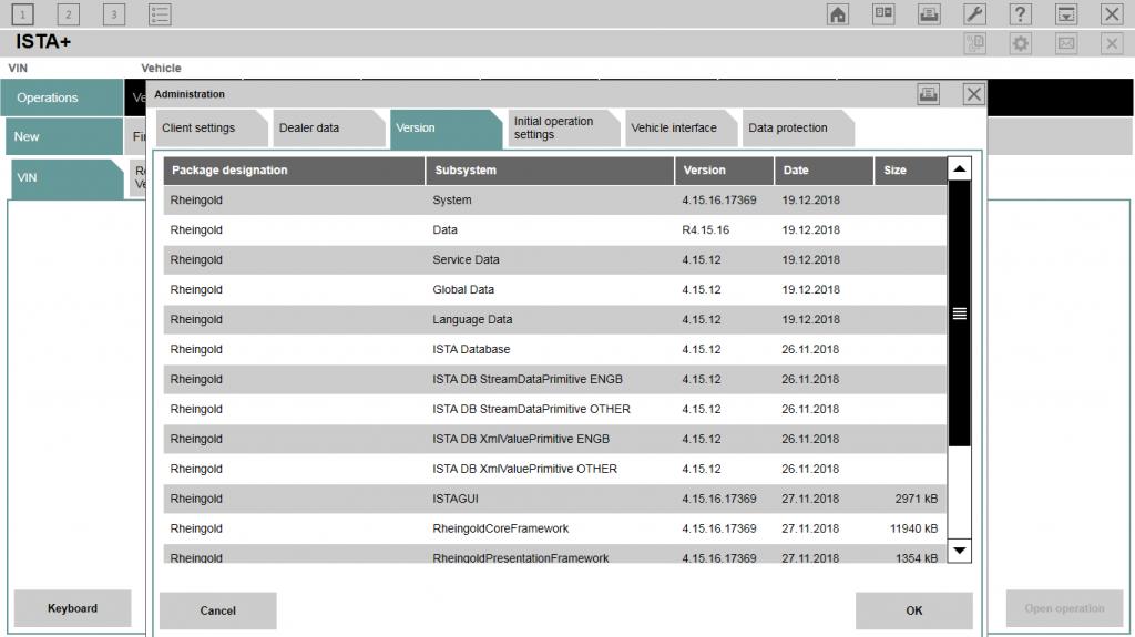 Phần mềm - Phần mềm chẩn đoán và sửa chữa xe ĐỨC   OTO-HUI