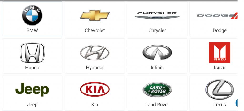Phần mềm tra mã phụ tùng online cho nhiều hãng xe thông dụng trên thế giới