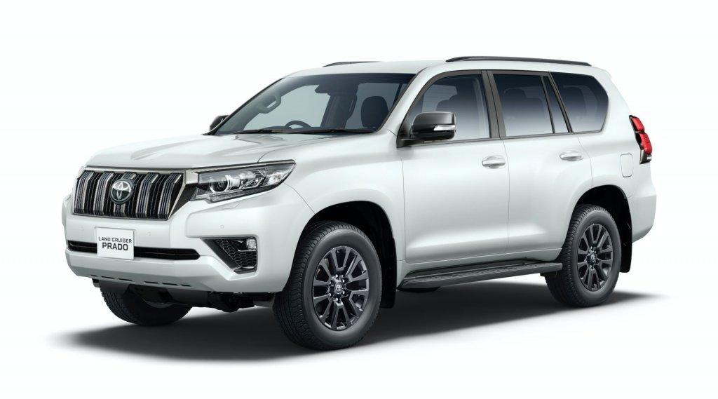 Sơ đồ mạch điện 2020 Toyota Landcruise Prado