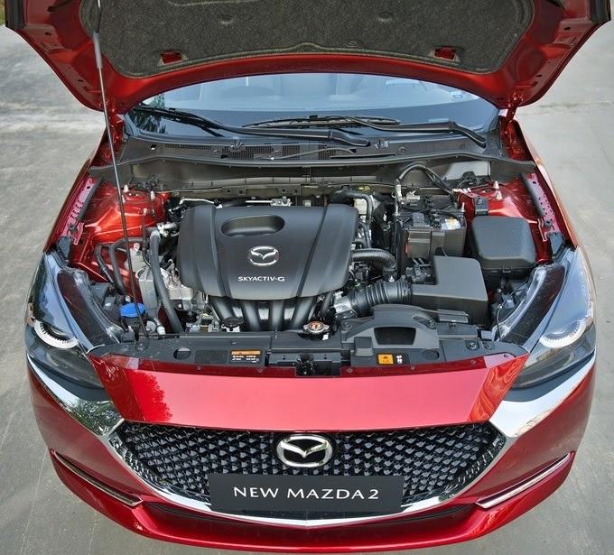 Tìm hiểu thông tin về động cơ SkyActiv-G trên các dòng xe Mazda