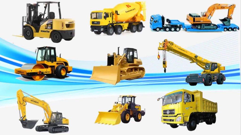 Tổng hợp tài liệu sửa chữa máy công trình-xây dựng trên OTO-HUI