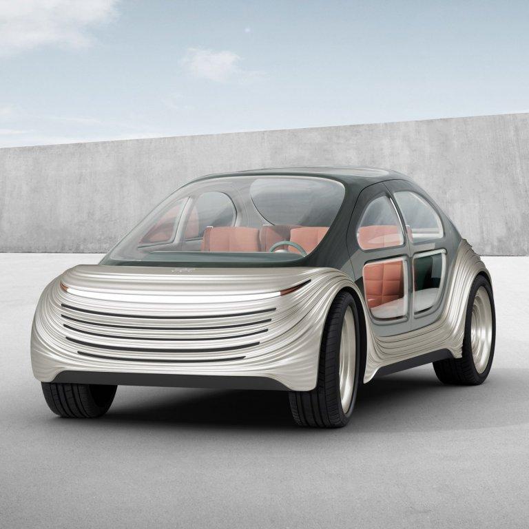 Xuất hiện ô tô điện có thể lọc bụi mịn khi vận hành